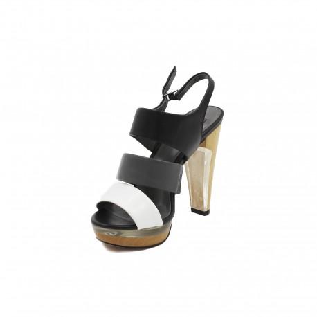 Calvin Klein sandalo Whitley Nappa