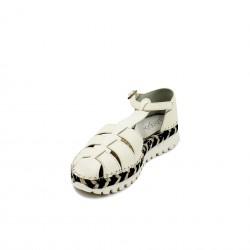 LAGOA sandalo white