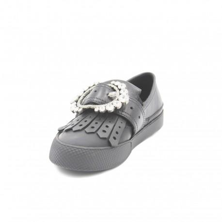 MIU MIU sneakers black