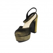 CHANTAL sandalo velluto