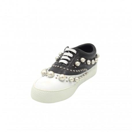 Miu Miu sneakers con perle