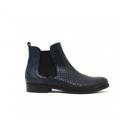 IL'LA Chelsea Boots Blu