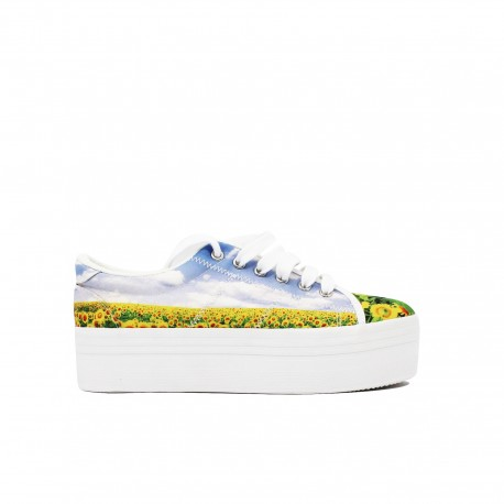 JC PLAY Sneakers Sunflower