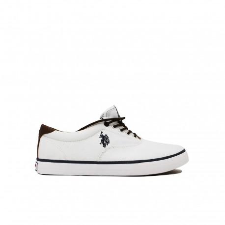 U.S. POLO Sneakers Dalan6 White
