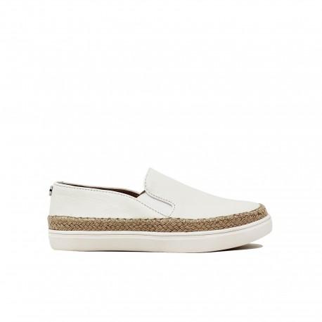 STEVE MADDEN Slip-On White
