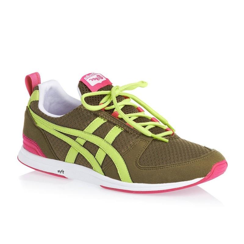 ONITSUKA TIGER Sneaker ULT-Racer Verde/Lime