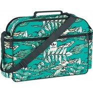 ADIDAS Borsa Camo Airliner, Multicolore (Multicolor/Petrol Ink S15-St)