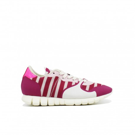 SOYA FISH Sneakers fucsia