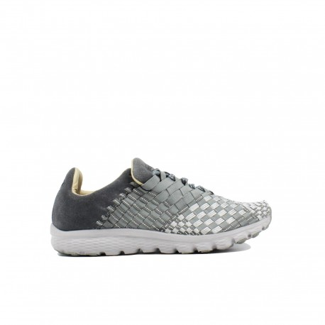 ROCK SPRING Sneakers Argento