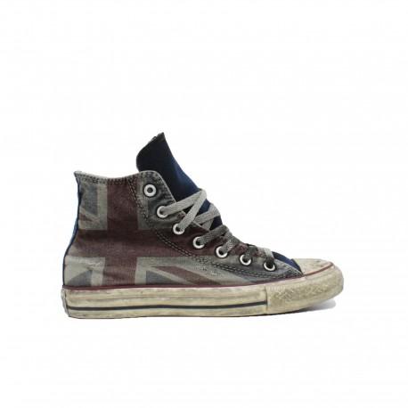CONVERSE All Star Sneaker Alte Vintage Union Jack (1C531)