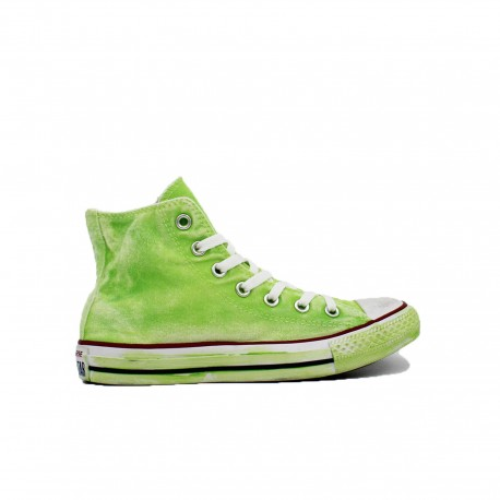 CONVERSE All Star Sneakers Neon Green (C16SP11)
