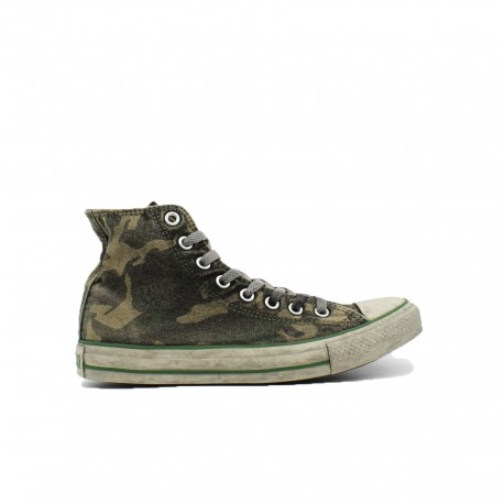 CONVERSE All Star Sneakers Camouflage Vintage (1C398)