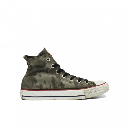 CONVERSE All Star Sneakers Hi Canvas Studs LTD Camo (C14FA24)