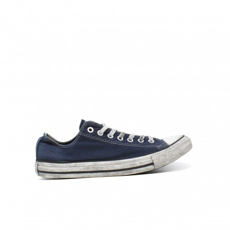 CONVERSE All Star Sneakers Canvas Navy Smoke (1C359)