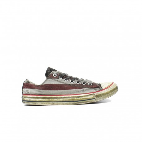 CONVERSE All Star Sneakers Vintage Flag (1C399)