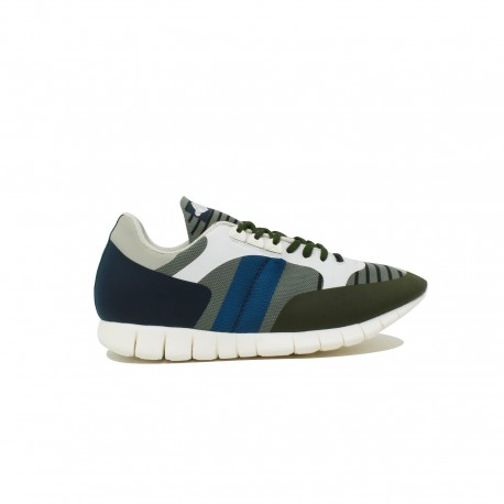 SOYA FISH Sneakers Verde