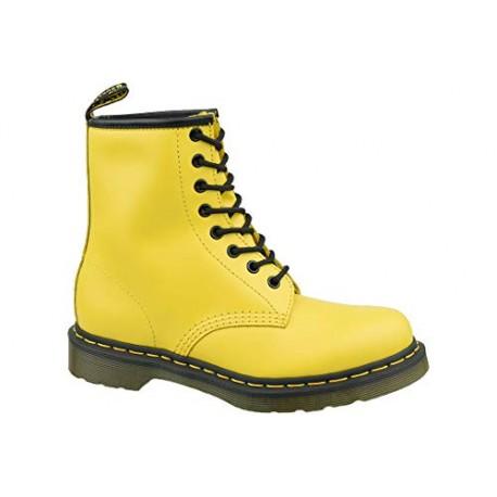 Dr. Martens 1460w 24614700, Stivali da Neve Donna, Giallo (Yellow, 36 EU)