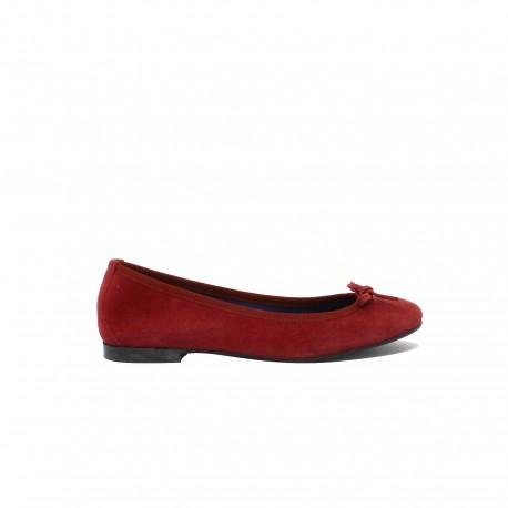 SILVIA CARASI Ballerine Red Camos
