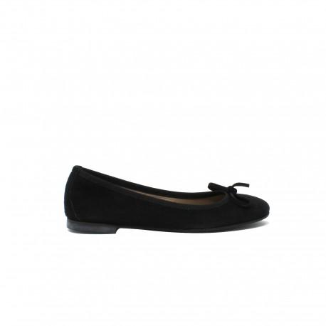 SILVIA CARASI Ballerine Black Camos