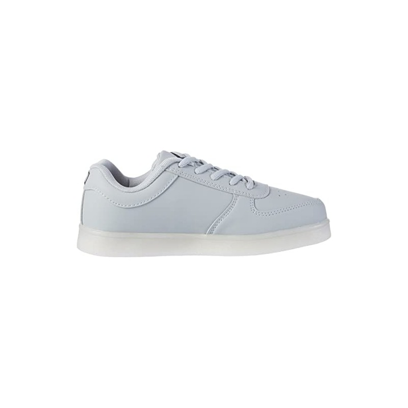 WIZE & OPE Junior Sneakers Basse LED Earth Made White